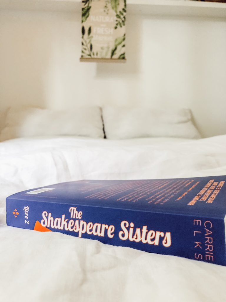 The Shakespeare Sisters T2 est une new romance très mature écrite par Carrie Elks
